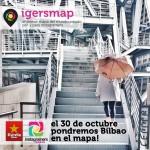 Anuncio presentacion igersmapbilbao 5 - Museo Guggenheim - @leirenora