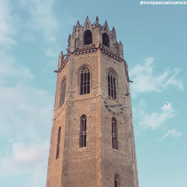 #CatedraldelaSeuVella