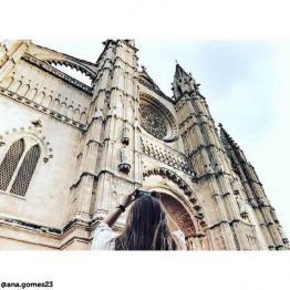 #CatedraldeMallorca