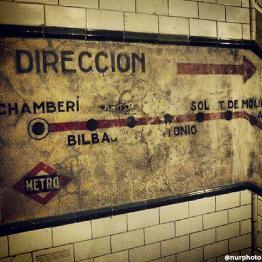 #Anden0EstaciondeChamberi