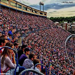 #EstadioVicenteCalderon