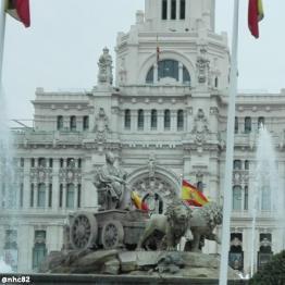 #PlazadeCibeles