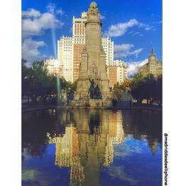 #PlazadeEspaña