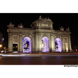 #PuertadeAlcala