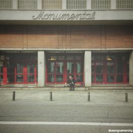 #TeatroMonumental