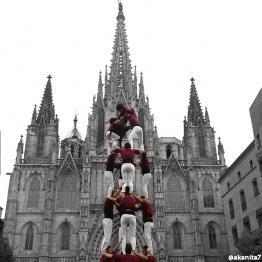 #CatedraldeBarcelona