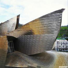 #GuggenheimBilbaoMuseoa
